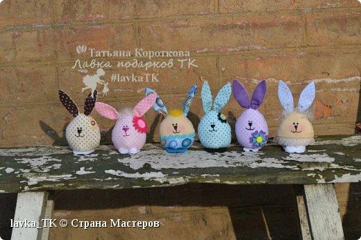 пасхальные кролики фото 1