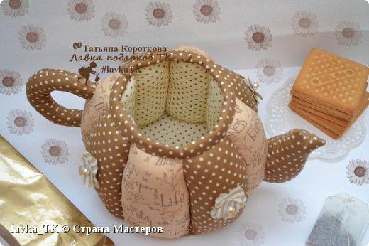 и опять просторы интернета меня вдохновляют, теперь это чайник и зайчик. фото 2