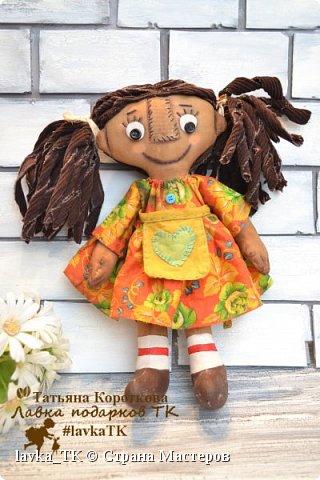 подружка куклы Реггеди Энн фото 2