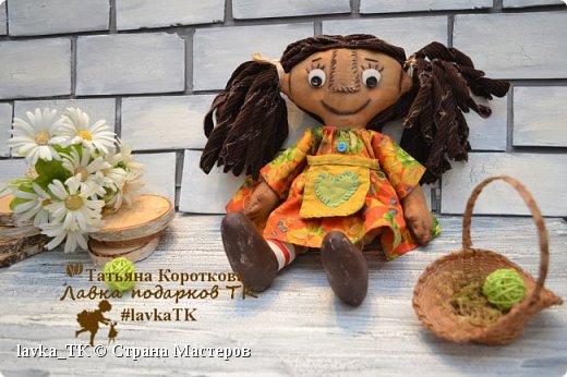 подружка куклы Реггеди Энн фото 1