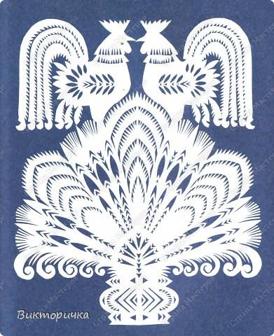 Эти пасхальные яйца навеяны мотивами белорусской выцинанки. Подойдут для создания открытки или украшения самого яйца. фото 10