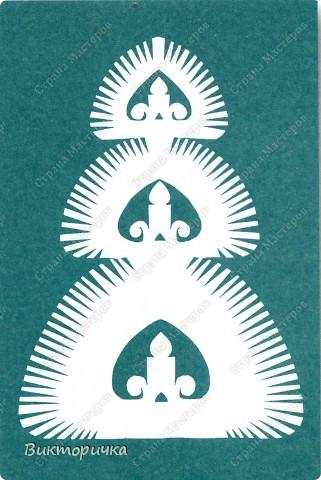 Эти пасхальные яйца навеяны мотивами белорусской выцинанки. Подойдут для создания открытки или украшения самого яйца. фото 17