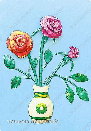 Фантазии из роз