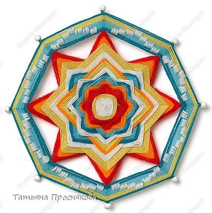 Плетение: Поделки со всего света: древнее искусство индейцев «Божьи глаза»