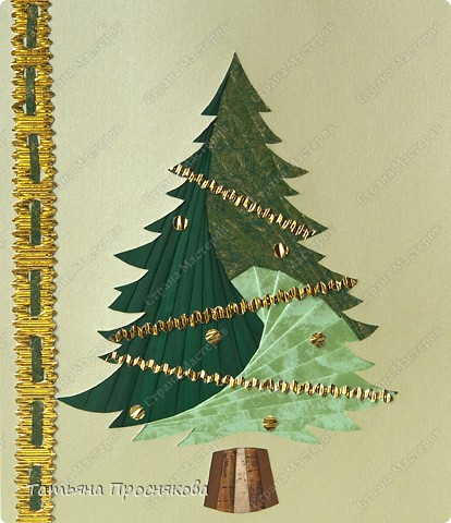 Как сделать елку из фанеры своими руками