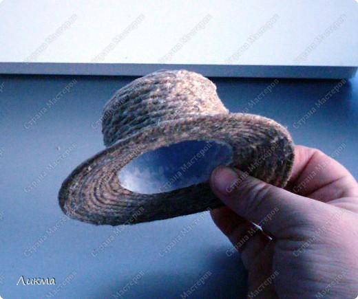 Делаем шляпку вместе фото 7