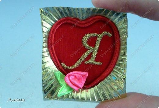 Валентинки для мужа. фото 15