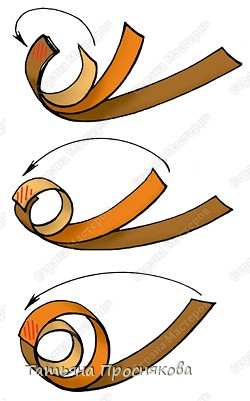 Бумагопластика: Пчёлки на сотах фото 11