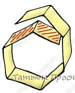 Бумагопластика: Пчёлки на сотах фото 5