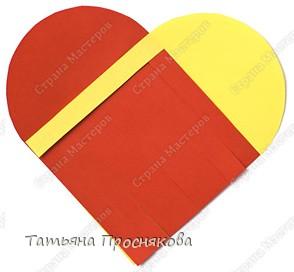 Для того, чтобы сделать каждый плетёный листочек, подбери бумагу двух контрастных цветов (лучше двухстороннюю). фото 4
