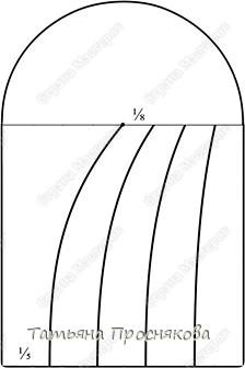 Для того, чтобы сделать каждый плетёный листочек, подбери бумагу двух контрастных цветов (лучше двухстороннюю). фото 9