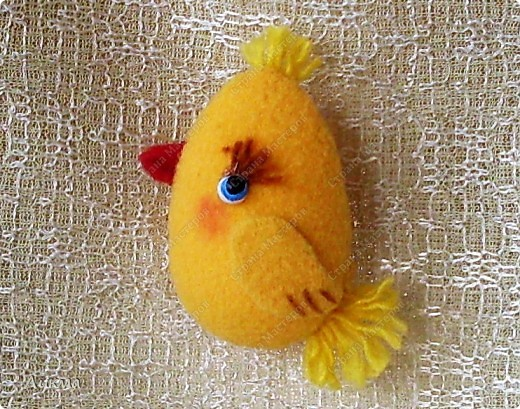 Птица Счастья - Желторотик!!! фото 1