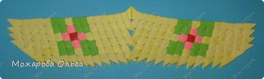 Мастер-класс Поделки для мальчиков Оригами китайское модульное МК самолёт Бумага фото 24