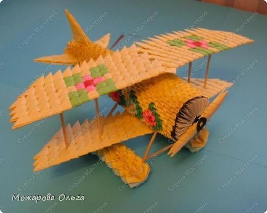 Скоро новогодние каникулы, для тех, у кого много свободного времени предлагаю вам собрать самолёт фото 1