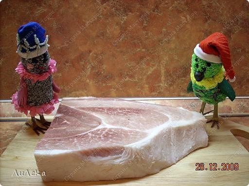 Девчонки и мальчишки! А так же их родители! Вы мясо по-японски отведать не хотите ли?  Но..... Детишек удалиться попросим мы сейчас, А взрослые сегодня все сделают без вас! Итак, мы начинаем! фото 3