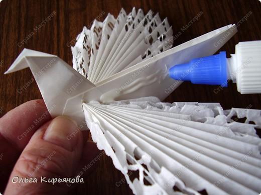 Птица счастья из бумаги технология 2 класс