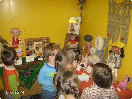 Так мы в детском саду знакомим деток с костюмами народов мира! фото 2