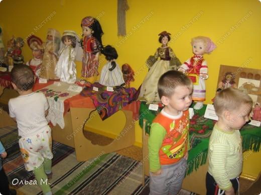 Так мы в детском саду знакомим деток с костюмами народов мира! фото 3