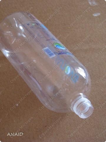 пластиковая бутылка-фото рамка(МК) фото 12