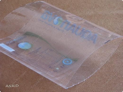 пластиковая бутылка-фото рамка(МК) фото 14
