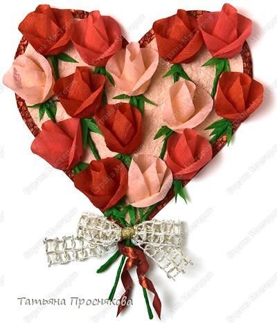 Мастер-класс 8 марта Валентинов день День матери Моделирование Миллион роз из гофрированной бумаги Бумага гофрированная Салфетки