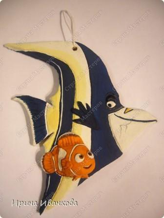 А вот моя рыбка Немо))) фото 1