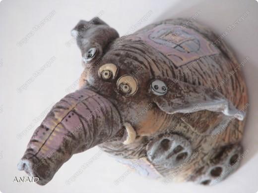 слонёнок(+покраска) фото 1