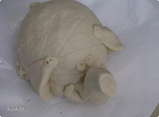 слонёнок и рыбка на монетках МК фото 11