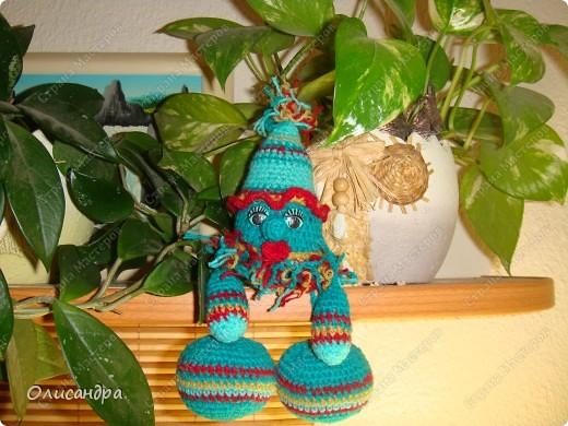 Игрушка Вязание Вязание