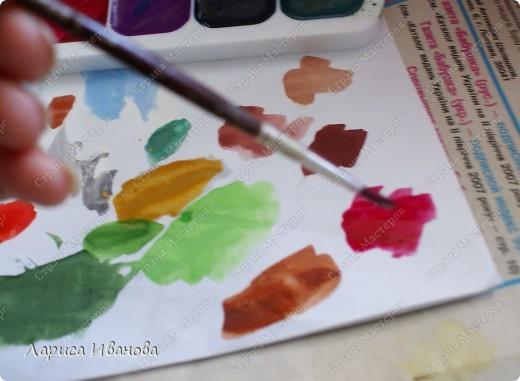 Картина панно рисунок Мастер-класс Новый год Рождество Лепка Роспись Раки от Р до И   Акварель Гуашь Тесто соленое фото 98