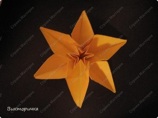 Оригами МК оригами Нарцисс