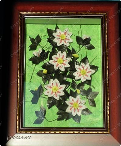 """Вот теперь работой я довольна. Рамочка куплена """"Рамки для квиллинга"""" http://ramkiquilling.blogspot.com/ фото 1"""