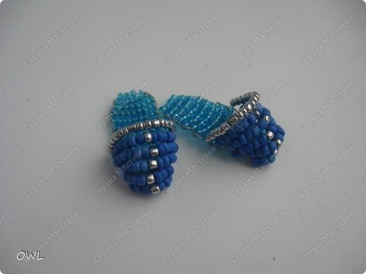 Плетение объемных Игрушка