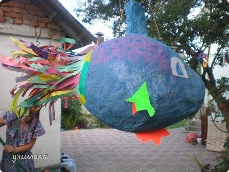 Пиньята-рыбка фото 3