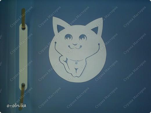 Идею этой закладки мне подарила Голубка. К новому учебному году для ребенка сделайте забавный подарок. Голубой щенок смело охраняет нужую страничку и не  даёт ей затеряться. фото 3