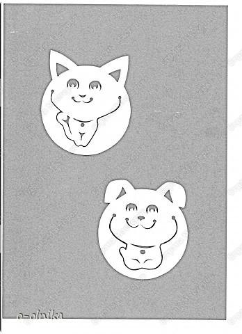 Идею этой закладки мне подарила Голубка. К новому учебному году для ребенка сделайте забавный подарок. Голубой щенок смело охраняет нужую страничку и не  даёт ей затеряться. фото 5