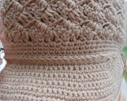 Предлагаю, вместе разобрать вязание кепочки, т.к. этот головной убор в гардеробе барышень становится актуальным и популярным!<br /> <br /> <br />  фото 14