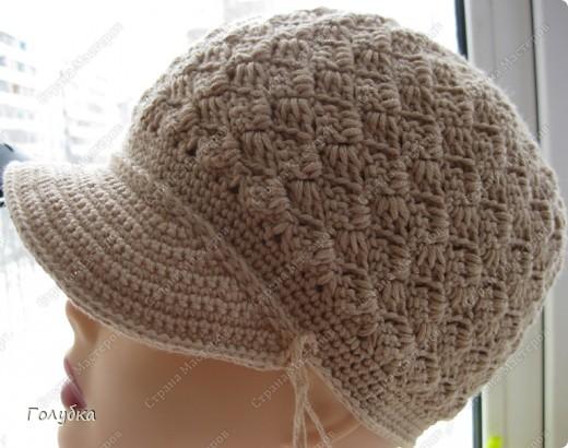 Предлагаю, вместе разобрать вязание кепочки, т.к. этот головной убор в гардеробе барышень становится актуальным и популярным!<br /> <br /> <br />  фото 15