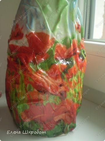 Маковая ваза фото 2