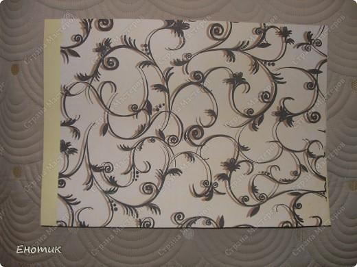 """В очередное путешествие по сети Интернет мною была найдена интересная идея открытки """"Чашка"""". Вот ссылки на моих вдохновителей и выкройку к открытке: http://scrapalbum.blogspot.com/2010/01/tea-time.html http://ilowescrap.pl/wpis.php?postPage=8 фото 2"""