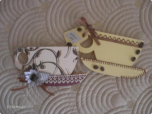 """В очередное путешествие по сети Интернет мною была найдена интересная идея открытки """"Чашка"""". Вот ссылки на моих вдохновителей и выкройку к открытке: http://scrapalbum.blogspot.com/2010/01/tea-time.html http://ilowescrap.pl/wpis.php?postPage=8 фото 1"""