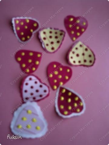 Открытки с сердечками фото 6