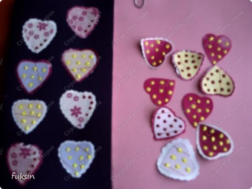 Открытки с сердечками фото 1