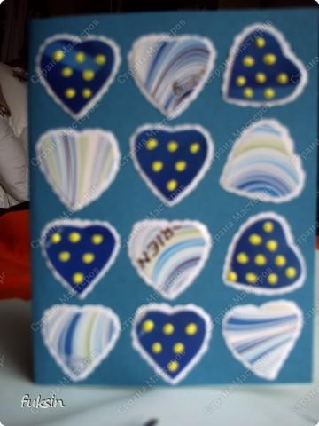 Открытки с сердечками фото 4