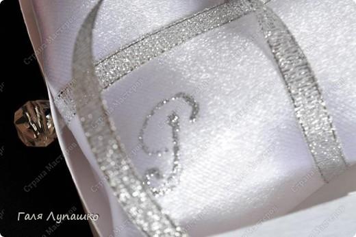 Свадебная коробочка для денег фото 4