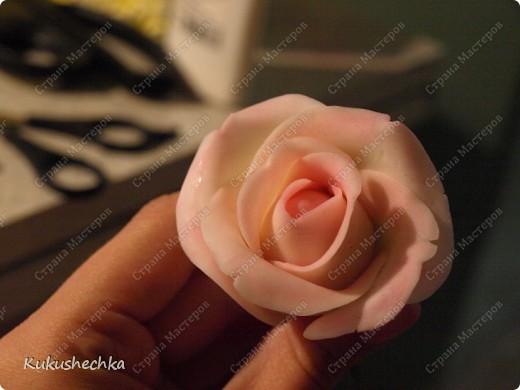 Дорогие мастерицы! В этом МК я показала как я делаю розы. В интернете миллион МК по этому поводу) Я сделала миллион первый))))))) Просто у каждого своя техника) Буду рада,если он кому-нибудь пригодится) фото 15