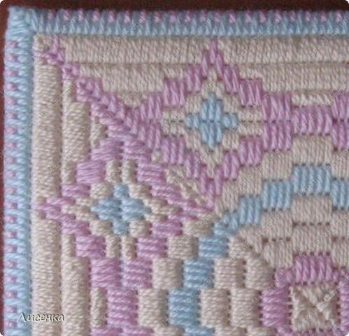 Флорентийская вышивка фото 4