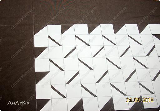 Интерьер Мастер-класс Шитьё Подушка сбуфами Плетенка Нитки Ткань фото 14