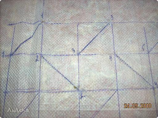Интерьер Мастер-класс Шитьё Подушка сбуфами Плетенка Нитки Ткань фото 19