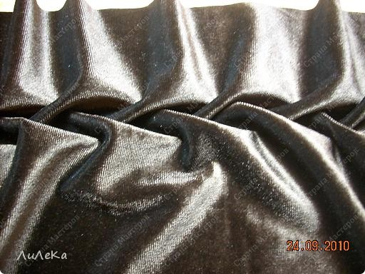 Интерьер Мастер-класс Шитьё Подушка сбуфами Плетенка Нитки Ткань фото 25